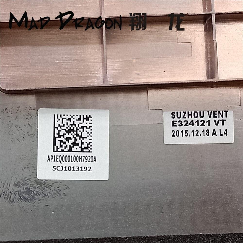 MAD DRAGON tout nouveau portable fond noir étui bas étui pour lenovo IdeaPad 14-100 100-14iby AP1EQ000100 5CB0J30747 - 5