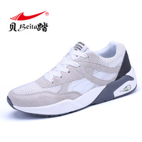 Beita Plus Size Brand Sneakers Men Womens Comfortable Quality Sports Shoes Breathable Mesh Students Outdoor Jogging