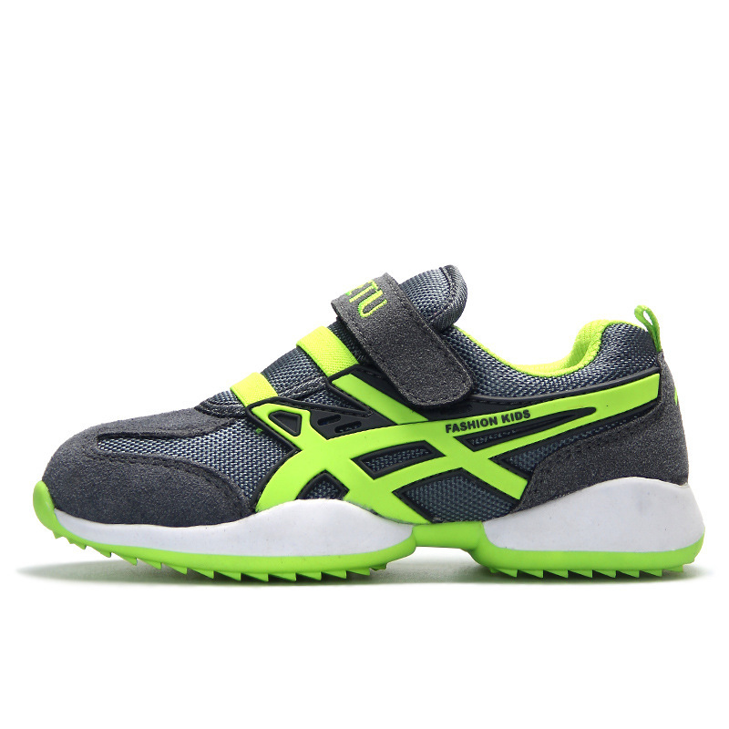 High-quality-Brand-children-shoes-boys-and-girls-genuine-leather-outdoor-shoes-breathable-running-shoes-kids-sports-shoes-2