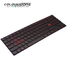 US Red-Printing Keyboard For Lenovo Legion Y720 Y720-15IKB Y520 Y520-15IKB Laptop With Backlit