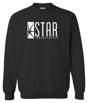 2019 Sweatshirt STAR S.T.A.R.labs men&#8...