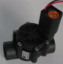 irrigation system Z&W(zanchen) 100D 1″   In-Line High quality  Automatic Sprinkler Valve 9V DC Latching