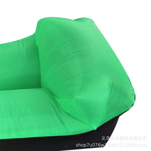 Image 5 - Outdoor Inflatable Air Sofa Holiday Seaside Beach Water Lazy Bone Sofa Wild Sleeping Bag Outdoor Seating Garden Sofa