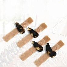 Guzheng lute взрослые цветные ногти не клейкая лента для детей guzheng ногти для пальцев Pipa Защитная крышка горячая распродажа