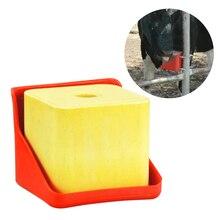 Thick type cattle sheep licking brick dedicated licking brick box feed salt brick licking block box salt brick box super durable