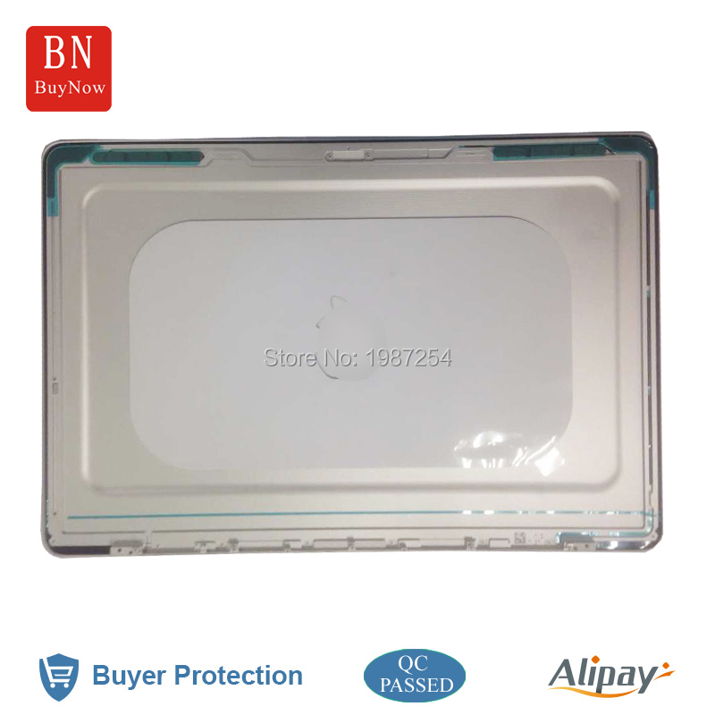 ФОТО Original New Upper Case For Apple Macbook Pro Retina 15'' A1398 LCD Screen Cover MC975 MC976 2012 Year