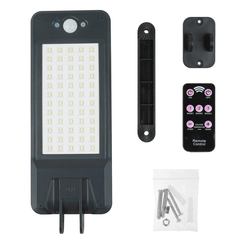 60 led luz de parede com controle 03