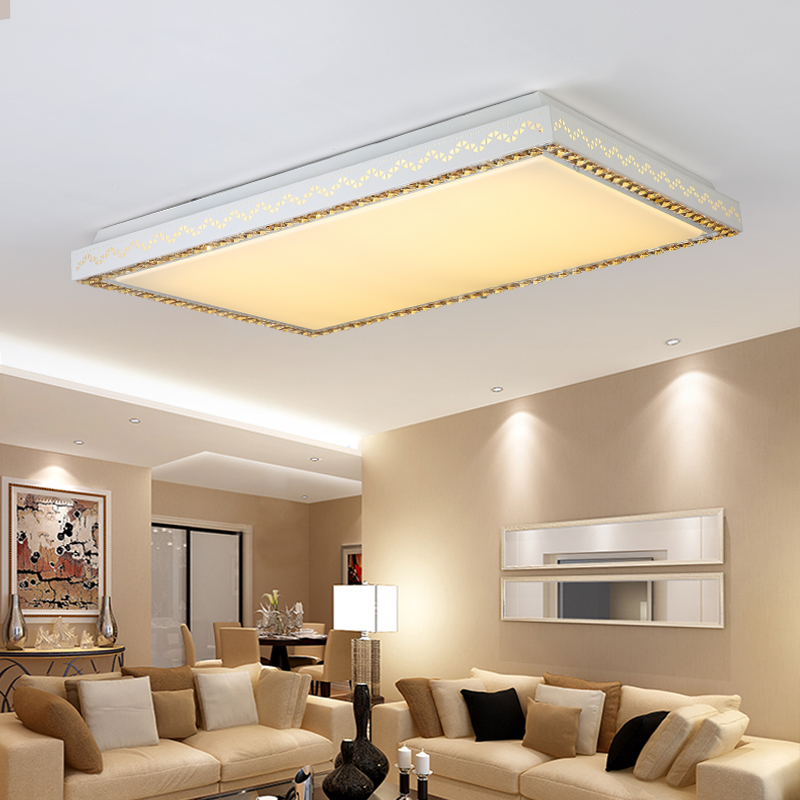 LED Ceiling Lights Lamp Luminaria Ceiling Light With Remote Control Dimmable Color  Changing Fixtures Lustre PlafonnierLED Ceiling Lights Lamp Luminaria Ceiling Light With Remote Control Dimmable Color  Changing Fixtures Lustre Plafonnier