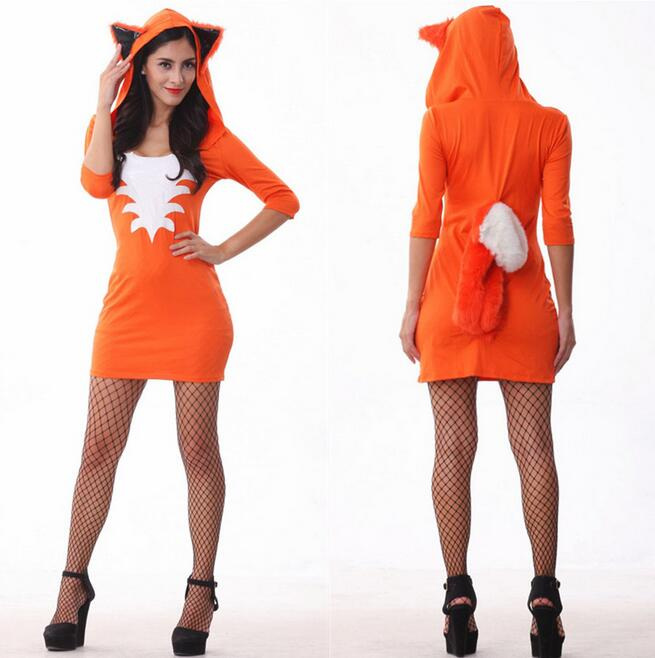 ... Fox Halloween Costume Girls Cheap Fox Costume Women Aliexpress Alibaba ...  sc 1 th 225 & 100+ [ Fox Halloween Costume Girls ] | Aliexpress Buy Children Kids ...