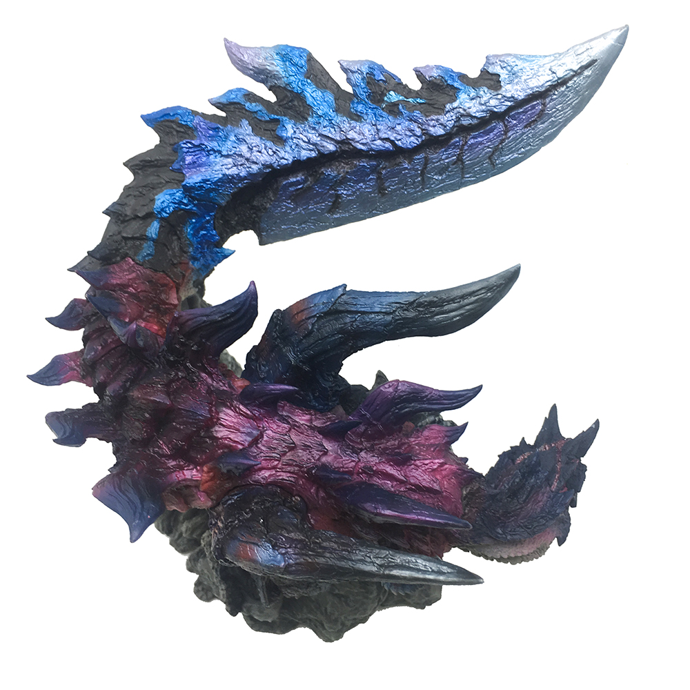 Limited Big Monster Hunter World Online Game Dinovaldo Monster Dragon Model Speelgoed Collectible Monsters Figuur Action - 6