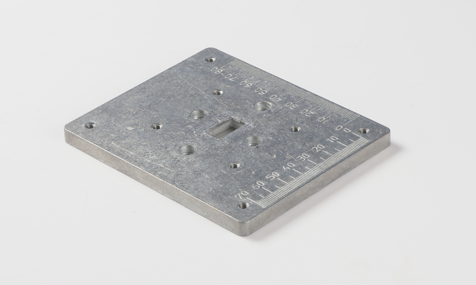 Metal Drilling Table Z026M 123mmx100mmx12mm Drill plate Dedicated Zhouyu The First Tool Mini Drilling Machine Accessory vu table driven plate replacement level bile machine chassis before ta7318p amplifiers