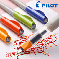 Pilot Parallel Pens 1.5/2.4/3.8/6.0mm Tips Calligraphy Pens Fountain Pen 12 Colors Ink Writing Artistic Font, Animation Design