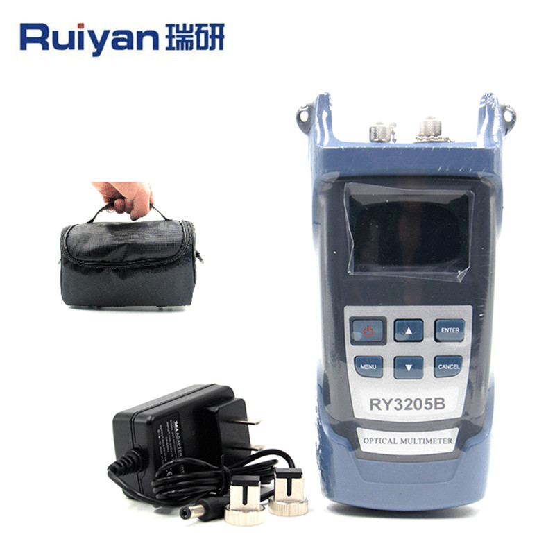 Optical Multimeter RY3205B Light Power Meter Red Light Source RY3205B 20 Mw Visual Fault Locator