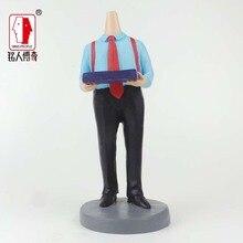 Cake Topper custom avatar birthday gift customized real doll custom clay dolls fixed resin body DR940