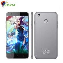 Original U7 OUKITEL Más 5.5 pulgadas 4G LTE Teléfono Móvil Android 6.0 MT6737 Quad Core 2G RAM 16G ROM 13.0MP Smartphone