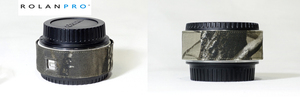 Image 1 - ROLANPRO Camera Lens Camouflage Rain Cover Raincoat for Sigma DSLR Camera Barlow Guns Clothing Lens Barlow Protection Sleeve
