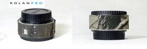 Image 1 - ROLANPRO カメラレンズ迷彩レインカバーレインコートため一眼レフカメラバーロー銃服レンズバーロー保護スリーブ