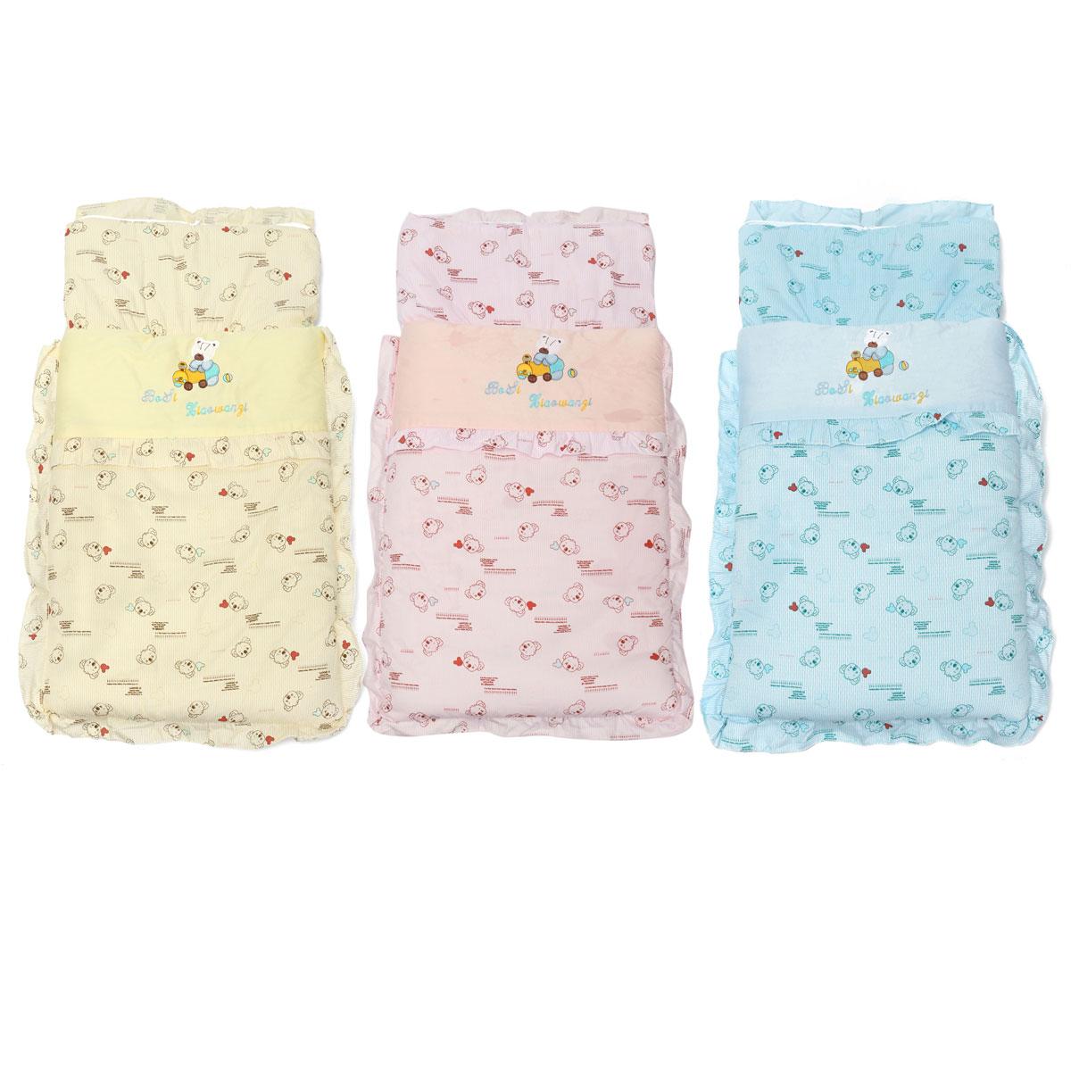 Infant Newborn Baby Children Warm 100% Cotton Two way ...