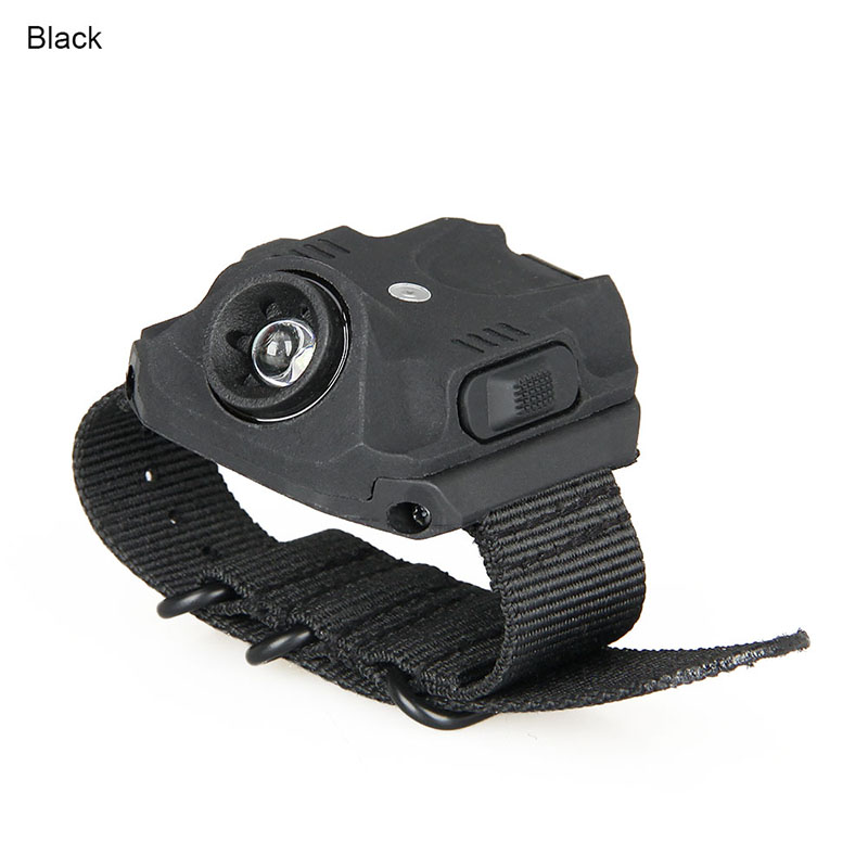 Watch Flash Light Led Watch Flashlight Wristlight Rechargeable Lamps Lantern Torch Outdoor Lamp Gz150102
