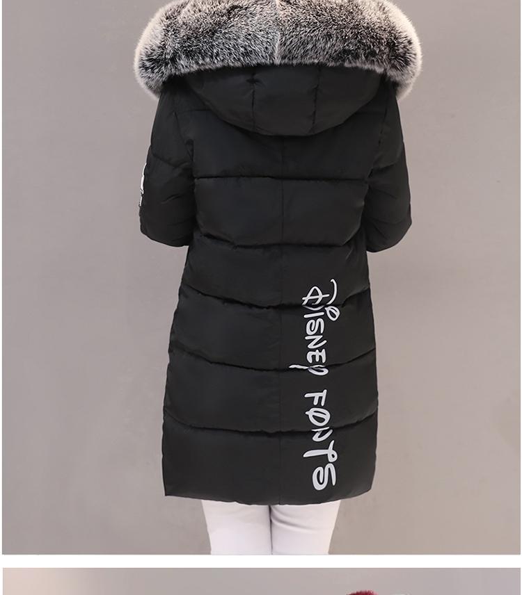 Ladies Winter Big Coat 15