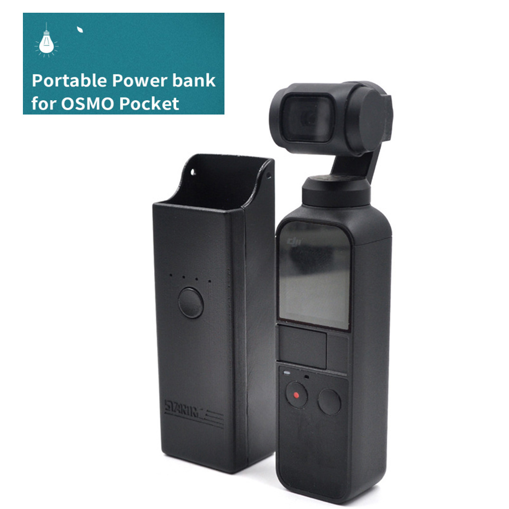 DJI OSMO Pocket Power Bank Type C USB Portable Charger for DJI Pocket Osmo Pocket accessorios