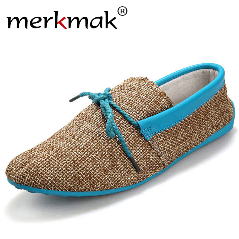 hot sale men shoes spring summer breathable fashion weaving Woven men casual flat shoes lace-up loafers comfortable mocassins mycolen spring summer hot sale breathable comfortable casual shoes men canvas shoes for men lace up trend fashion flat shoes