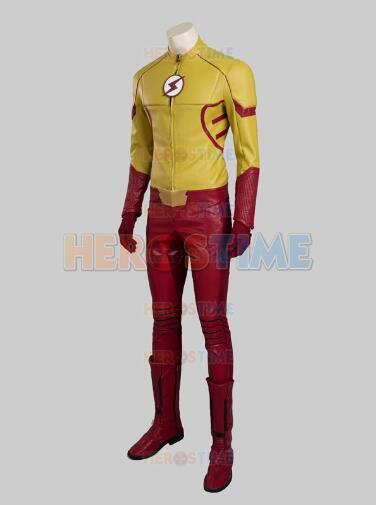 Le plus récent Costume Flash Cosplay Flash 3 enfants - 6