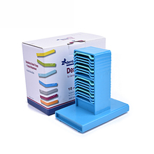 1PC Dental Lab Dentist Impression Tray Plaster Holder Stand Dental Tray Stand /holder for impression tray newest dental tray disposable cup storage holder paper tissue box for dental chair