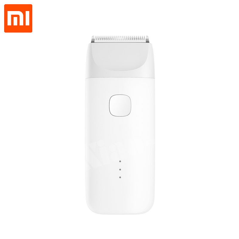 NEW Xiaomi MiTu Safe Waterproof Electric Hair Clipper Razor Silent Motor For Children Baby Men Mijia Barber