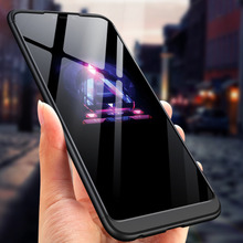 For VIVO Y83 Y 83 Case 360 Degree Protected Full Body Phone for Shockproof Cover+Glass Film