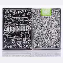 Absinthe V2 ELLUSIONIST Playing Cards Magic Category Poker C
