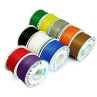 0 5mm Single Core Copper PCB Board Fly Line 30 Electronic Wire About 265M Roll