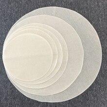 5 шт. 30/50 см Размеры S L Сырная салфетка хлопок паровой котел c ткань для сыра и тканью на круглом носке пару хлебный коврик Dia