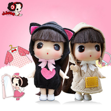 9cm Princess Dolls Mini