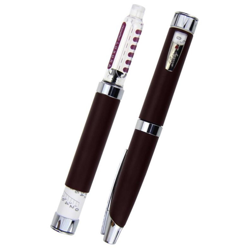 HANRIVER Handhold Insulin Injection Syringe Device For Health Care People With Diabetes 2