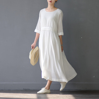 SERENELY 2017 Spring Dress
