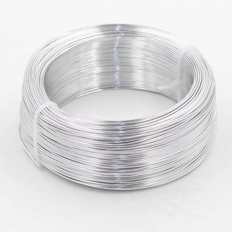 100m/Roll 1mm Diameter Soft Colored Aluminum wire For DIY Handmade ...