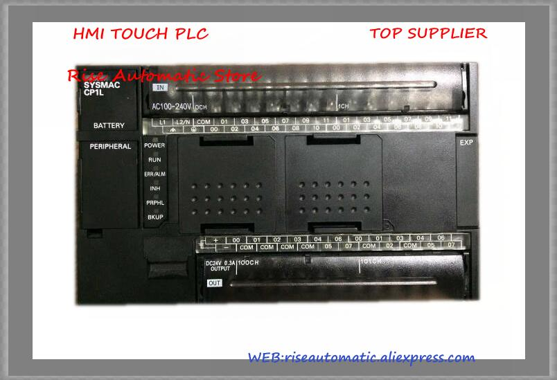 New Original CP1L-M40DR-A PLC CPU 100-240VAC input 24 point relay output 16 point new original cp1l l20dt d plc cpu 24dc input 12 point transistor output 8 point
