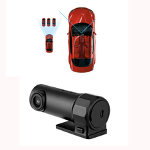 1080P HD Wireless Wifi Hidden Rear View Monitor 360 Degree Rotation USB Dash Cam Camera Video 170  Wide Angle Len Car DVR