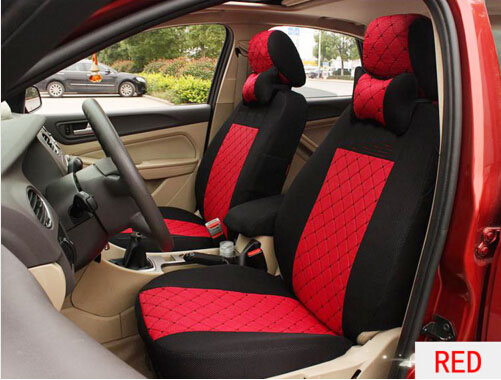 Kwheel 4 Colors Silk Breathable Cushion Customize Car seat Cover For Mazda 2 3 6 CX