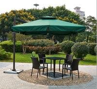Двор садовые стулья досуг открытый зонты от солнца патио мебель балконные стулья и столы для развлечений детская площадка парк