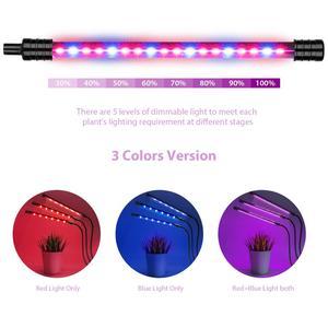 Image 3 - LED לגדול אור USB Phytolight LED מלא ספקטרום פיטו מנורת PhytoLamps ירקות מקורה פרח צמח אוהל תיבת שתילי זרעי