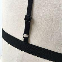 1PC Sexy Lingerie Bandage Belt Bra Sheer Lace Floral Bralette Bustier Sleepwear Comfortable Push Up Bra Lady Underwear