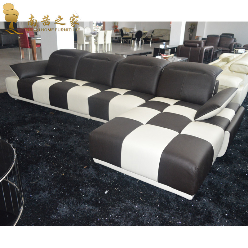 Online Buy Wholesale Cow Leather Sofa From China Cow