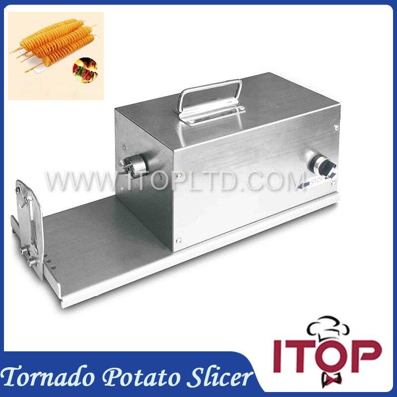 electric fry cutter machine