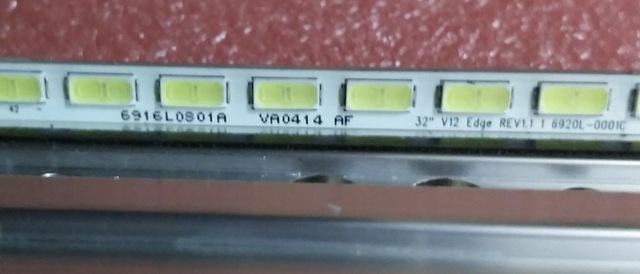 PARA skyworth 32E600F Artigo lâmpada 42LED 6922L-0011A 6916L0801A LC320EUN tela 42 1 piece = 403 MM