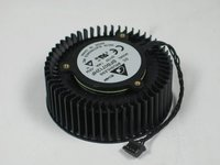 Free shipping For Delta BFB0712HF, -CP24 DC 12V 1.80A 65x65x25mm 4-wire 4-pin connector Server Round fan