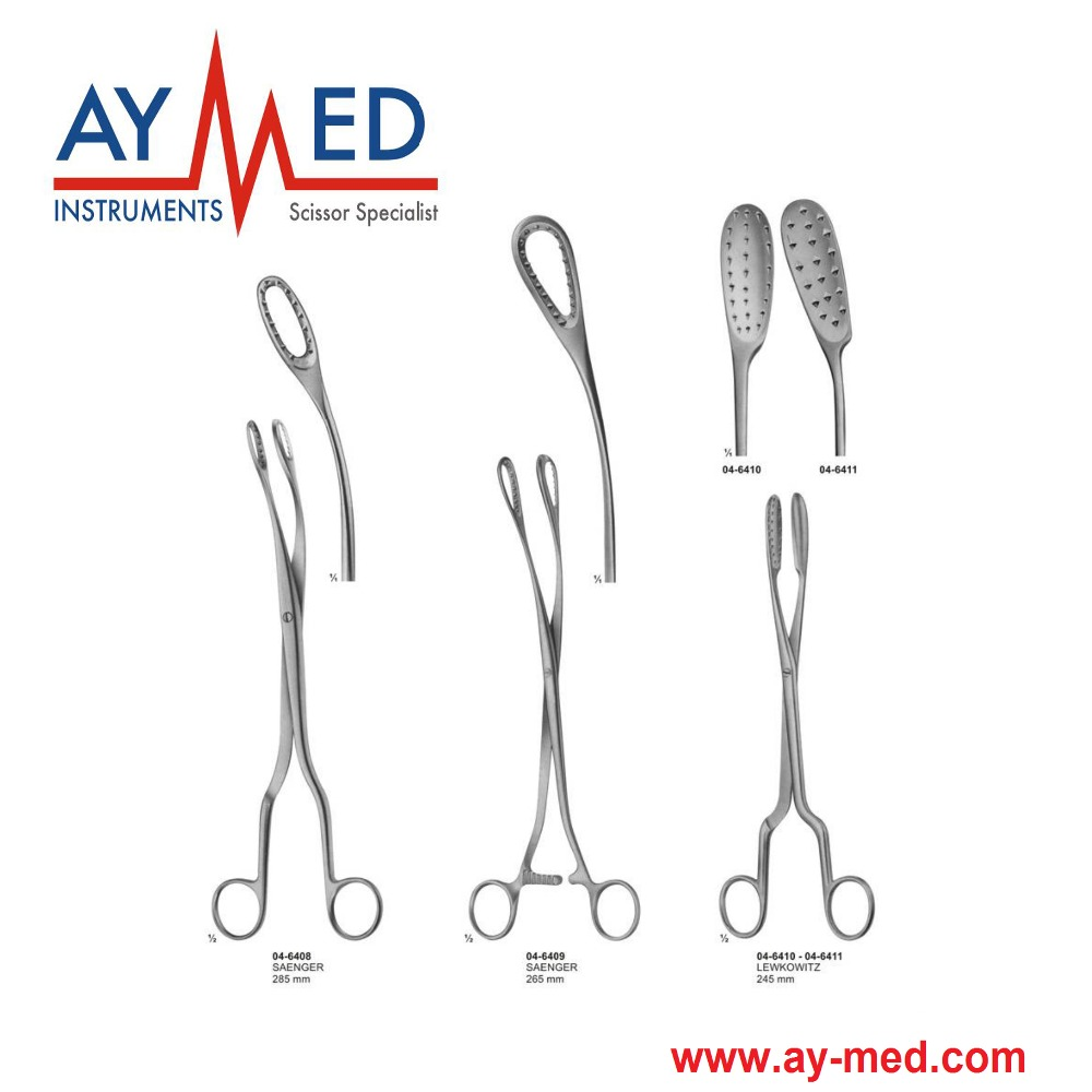 3 pieces 2 set saengers lewkowitz obstetrics placenta ovum forceps - gynecology surgical instruments scissors 3 pieces set green armytage willett gauss scalp flap forceps obstetrics surgical instruments scissors