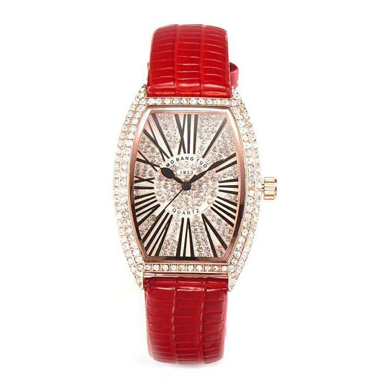 High Quality Fashion Top Brand Luxury Watch Women Fully Diamond Women Watches Quartz Wrist Watch For Women relojes para mujer