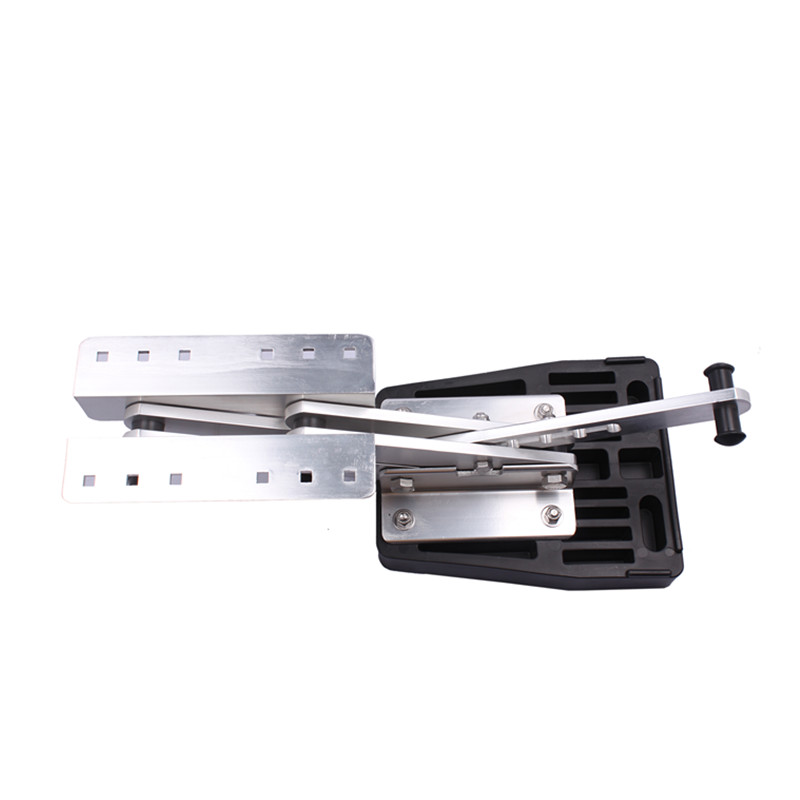 Boat Accessories Marine Heavy Duty Aluminium Marine Outboard Auxiliary Boat Motor Bracket Up To 20hp